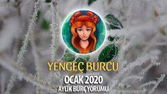 Yengeç Burcu Ocak 2020 Yorumu