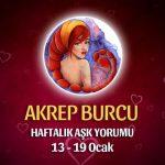 Akrep Burcu Haftalık Aşk Yorumu 13 - 19 Ocak