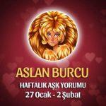 Aslan Burcu Haftalık Aşk Yorumu 27 Ocak - 2 Şubat