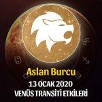 Aslan Venüs Transiti Etkileri - 13 Ocak 2020