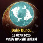 Balık Venüs Transiti Etkileri - 13 Ocak 2020