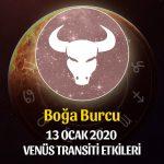 Boğa Venüs Transiti Etkileri - 13 Ocak 2020