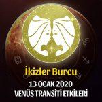 İkizler Venüs Transiti Etkileri - 13 Ocak 2020
