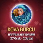 Kova Burcu Haftalık Aşk Yorumu 27 Ocak - 2 Şubat