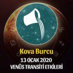Kova Venüs Transiti Etkileri - 13 Ocak 2020