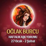 Oğlak Burcu Haftalık Aşk Yorumu 27 Ocak - 2 Şubat