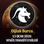 Oğlak Venüs Transiti Etkileri - 13 Ocak 2020
