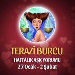 Terazi Burcu Haftalık Aşk Yorumu 27 Ocak - 2 Şubat