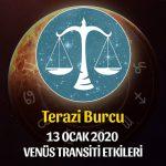 Terazi Venüs Transiti Etkileri - 13 Ocak 2020