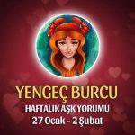 Yengeç Burcu Haftalık Aşk Yorumu 27 Ocak - 2 Şubat