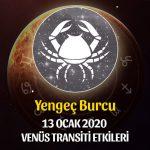 Yengeç Venüs Transiti Etkileri - 13 Ocak 2020