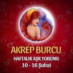Akrep Burcu Haftalık Aşk Yorumu 10 - 16 Şubat