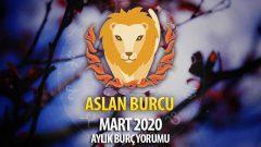 Aslan Burcu Mart 2020 Yorumu