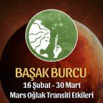 Başak Burcu Mars Oğlak Transiti Etkileri