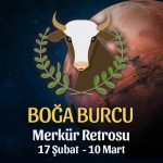 Boğa Burcu Merkür Retrosu Etkileri 17 Şubat - 10 Mart 2020