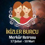 İkizler Burcu Merkür Retrosu Etkileri 17 Şubat - 10 Mart 2020