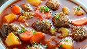 Köfte Çorbası