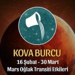 Kova Burcu Mars Oğlak Transiti Etkileri