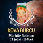 Kova Burcu Merkür Retrosu Etkileri 17 Şubat - 10 Mart 2020