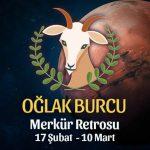 Oğlak Burcu Merkür Retrosu Etkileri 17 Şubat - 10 Mart 2020