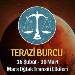 Terazi Burcu Mars Oğlak Transiti Etkileri