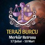Terazi Burcu Merkür Retrosu Etkileri 17 Şubat - 10 Mart 2020