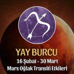 Yay Burcu Mars Oğlak Transiti Etkileri
