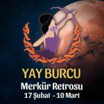 Yay Burcu Merkür Retrosu Etkileri 17 Şubat - 10 Mart 2020