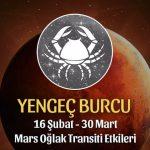 Yengeç Burcu Mars Oğlak Transiti Etkileri