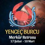 Yengeç Burcu Merkür Retrosu Etkileri 17 Şubat - 10 Mart 2020
