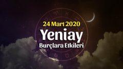 24 Mart 2020 Koç Burcunda Yeniay Burçlara Etkileri