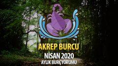 Akrep Burcu Nisan 2020 Yorumu