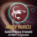 Akrep Burcu Satürn Kova Transiti Etkileri