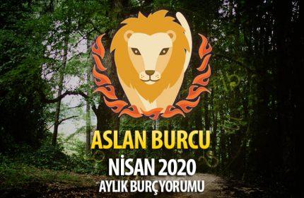 Aslan Burcu Nisan 2020 Yorumu