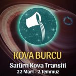 Kova Burcu Satürn Kova Transiti Etkileri