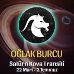 Oğlak Burcu Satürn Kova Transiti Etkileri
