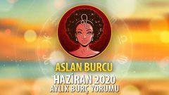 Aslan Burcu Haziran 2020 Yorumu