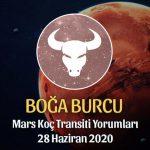 Boğa Burcu Mars Transiti Burç Yorumları