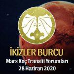 İkizler Burcu Mars Transiti Burç Yorumları