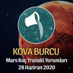 Kova Burcu Mars Transiti Burç Yorumları