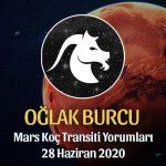 Oğlak Burcu Mars Transiti Burç Yorumları