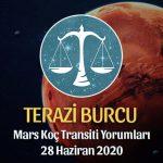 Terazi Burcu Mars Transiti Burç Yorumları