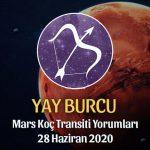 Yay Burcu Mars Transiti Burç Yorumları