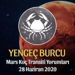 Yengeç Burcu Mars Transiti Burç Yorumları