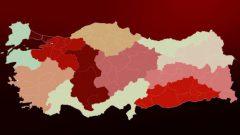 Türkiye'nin Covid-19 durum raporu açıklandı: 6 ile dikkat!