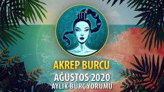 Akrep Burcu Ağustos 2020 Yorumu