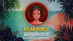 Aslan Burcu Ağustos 2020 Yorumu
