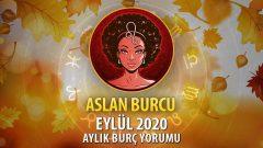 Aslan Burcu Eylül 2020 Yorumu