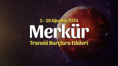Merkür Aslan Transiti Burçlara Etkileri 5 – 20 Ağustos