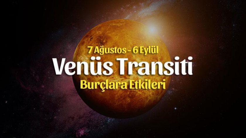Venüs Yengeç Transiti Burç Yorumları – 7 Ağustos 2020